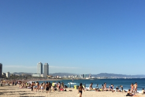 Barcelona sí